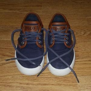 13 Boy Polo shoes